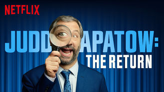 Netflix Box Art for Judd Apatow: The Return
