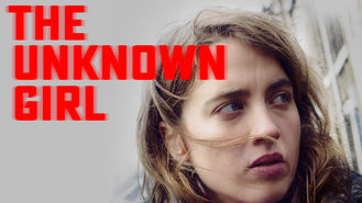 Netflix Box Art for Unknown Girl, The